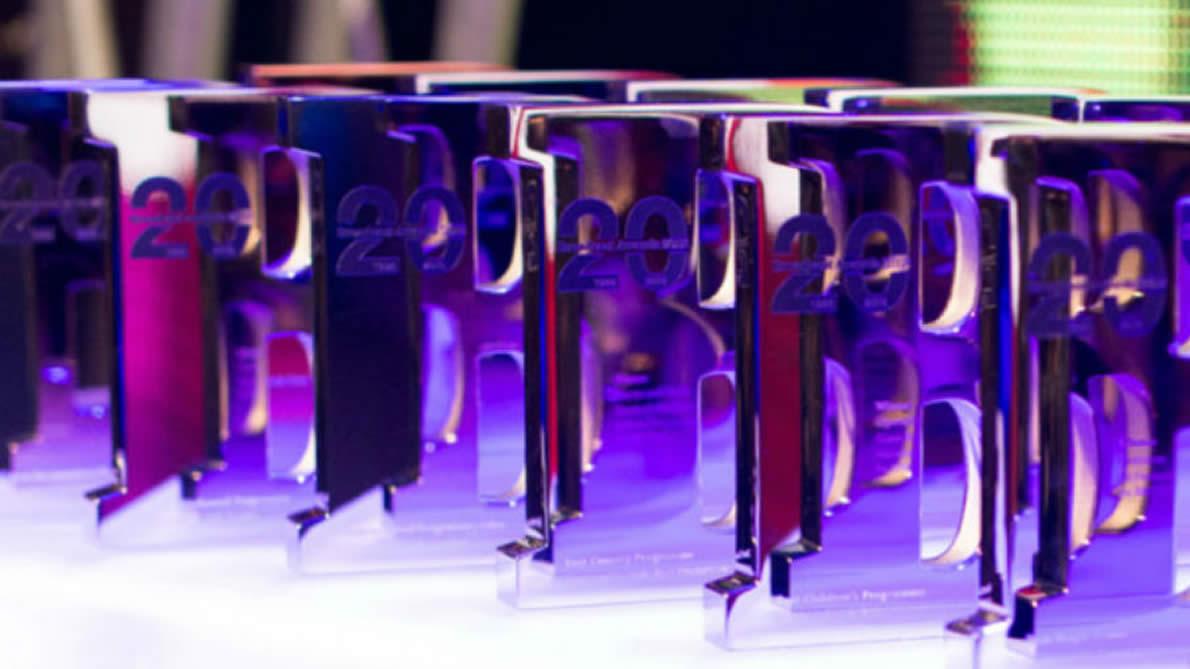 Broadcast awards 2016
