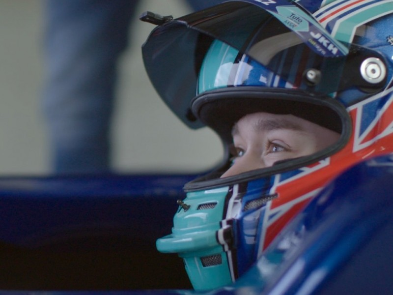 Driven; The Billy Monger Story