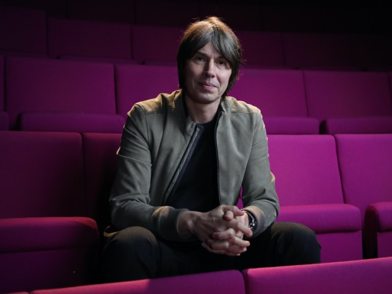 Brian Cox's Adventure in Space and Time